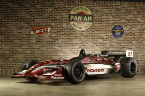 2000 Toyota Reynard Champ Race Car