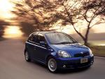 Toyota Vitz RS 3-Door 2000 года
