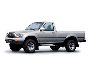Toyota Hilux 2700i Single Cab 4WD 2001 года (BR)