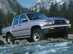 Toyota Hilux 3.0 KZ-TE Double Cab 4WD 2001 года