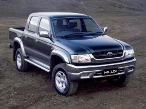 2001 Toyota Hilux Double Cab