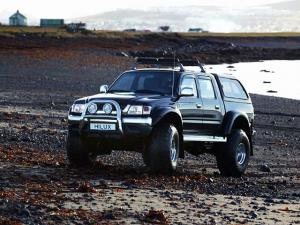 2001 Toyota Hilux Double Cab AT38 Arctic Trucks