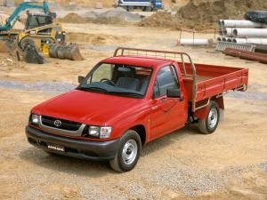 2001 Toyota Hilux Single Cab Chassis