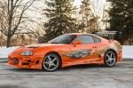 Toyota Supra The Fast and the Furious 2001 года