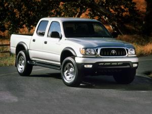 Toyota Tacoma PreRunner Double Cab 2001 года