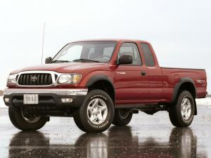 2001 Toyota Tacoma PreRunner Xtracab Off-Road Edition by TRD