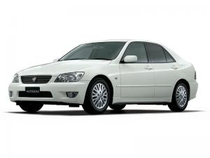 2002 Toyota Altezza AS200 Wise Selection II