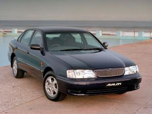 Toyota Avalon Sorrento 2002 года