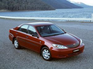 2002 Toyota Camry Altise