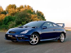 Toyota Celica with Super Sports Kit 2002 года