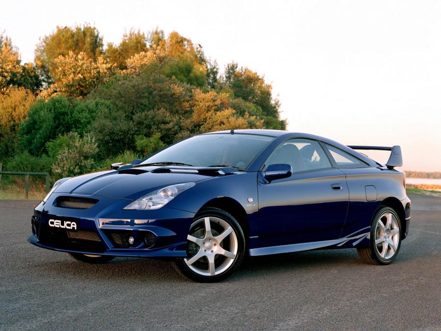 Toyota Celica with Super Sports Kit (AU) '2002
