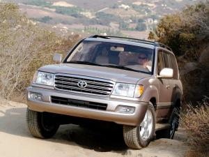 2002 Toyota Land Cruiser 100