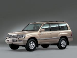 2002 Toyota Land Cruiser 100 VX-R