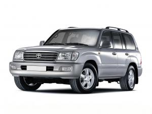 2002 Toyota Land Cruiser 100 VX