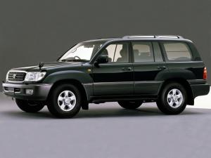 Toyota Land Cruiser 100 Wagon VX Limited 2002 года (JP)