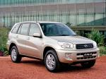 Toyota RAV4 Advantage Limited Edition 2002 года