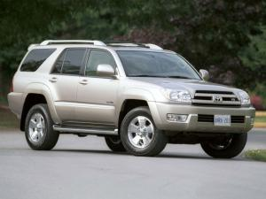 Toyota 4Runner Limited 2003 года