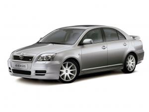Toyota Avensis Sedan TTE Performance Kit 2003 года