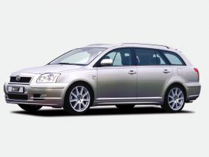 Toyota Avensis Wagon TTE Performance Kit 2003 года