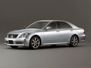 Toyota Crown Concept 2003 года
