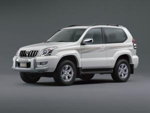 Toyota Land Cruiser Prado 120 3-Door 2003 года
