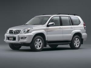 2003 Toyota Land Cruiser Prado 120 5-Door