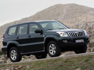 Toyota Land Cruiser Prado 120 5-Door 2003 года