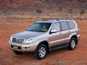 2003 Toyota Land Cruiser Prado 120 Grande 5-Door