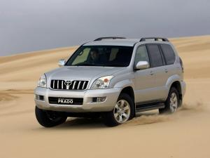 Toyota Land Cruiser Prado 120 VX 5-Door 2003 года