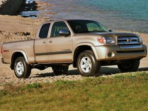 2003 Toyota Tundra Access Cab SR5 Off-Road Edition by TRD