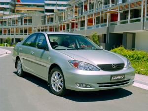 Toyota Camry Altise Sport 2004 года
