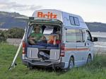 Toyota Hiace Britz Voyager 2004 года