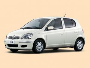 2004 Toyota Vitz F L Package NEO Edition