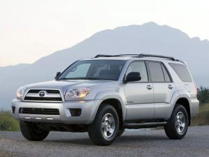 Toyota 4Runner Trail 2005 года