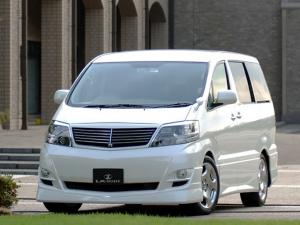 Toyota Alphard by LX-Mode 2005 года