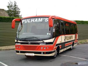 2005 Toyota Coaster BB50R Caetano Optimo V