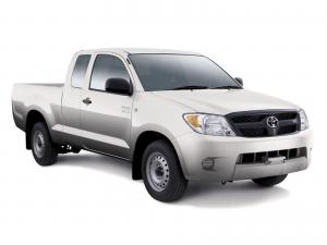 2005 Toyota Hilux Extended Cab