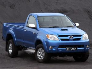 2005 Toyota Hilux Single Cab