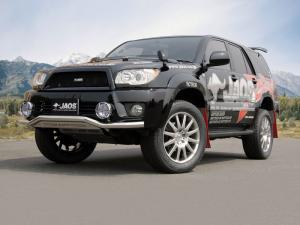 Toyota Hilux Surf JAOS 2005 года