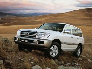 Toyota Land Cruiser 100 VX 2005 года (AU)