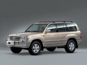 Toyota Land Cruiser 100 VX-R 2005 года