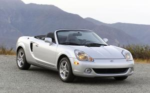 Toyota MR2 Spyder 2005 года