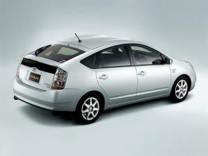 2005 Toyota Prius G Touring Selection Leather Package
