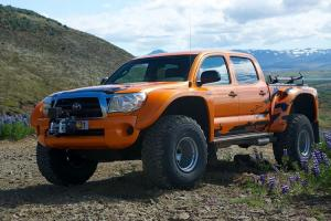 Toyota Tacoma AT44 by Arctic Trucks 2005 года