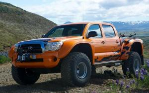Toyota Tacoma AT44 by Arctic Trucks '2005