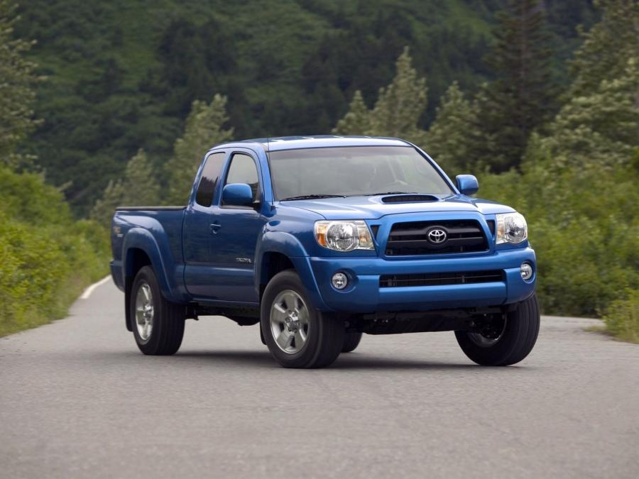 Toyota Tacoma Access Cab Sport Edition by TRD