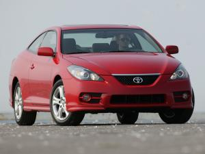 2006 Toyota Camry Solara Sport Coupe
