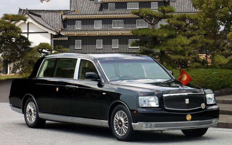 2006 Toyota Century Royal Imperial Processional Car