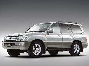 Toyota Land Cruiser 100 Wagon VX Limited 60th Special Edition 2006 года