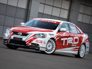 2007 Toyota Aurion Race Car by TRD
